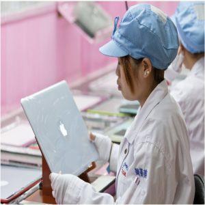 Apple are din nou probleme in China: Nu asigura conditii decente de lucru