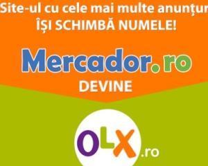 Mercador.ro devine OLX.ro. De ce isi schimba numele cel mai mare site-uri de anunturi din tara