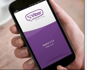 Aplicatia Viber a fost cumparata de un retailer japonez. Ce modificari intampina utilizatorii