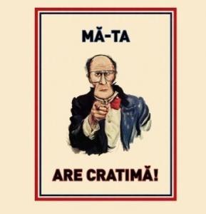Agentia GAV revendica viralul Ma-ta are cratima