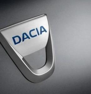 Dacia, cel mai mediatizat brand auto din Romania