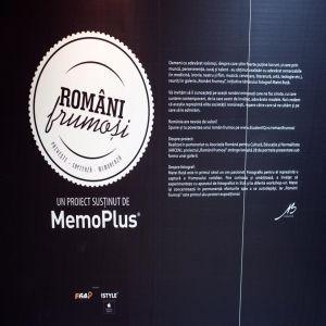 Romani frumosi, proiect sustinut de MemoPlus