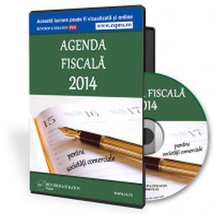 Vesti bune: S-a lansat Agenda Fiscala 2014
