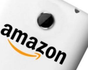 Primele imagini cu smartphone-ul 3D lansat de Amazon