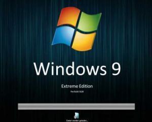 Microsoft pregateste lansarea Windows 9