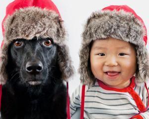 7 fotografii geniale cu copii si animale