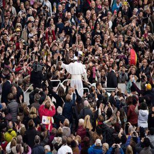 TIME: Omul anului este Papa Francisc