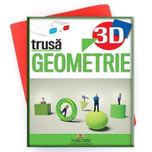 Noul instrument de invatare a geometriei: Trusa 3D