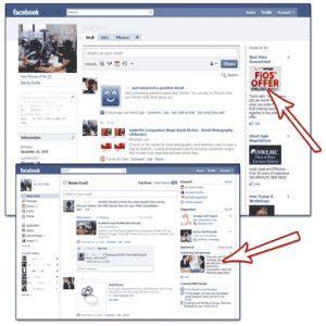 Facebook vrea sa-ti faci reclama