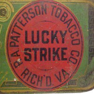 Lucky Strike isi schimba logo-ul