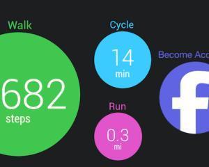 Facebook se extinde: a intrat pe piata produselor de fitness si de monitorizare a sanatatii