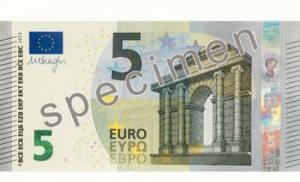 Afla cine este personajul feminin al carui chip va fi integrat pe bancnota de 5 Euro