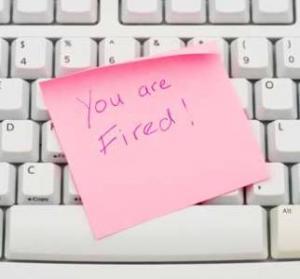 Top 5 scuze pe care le poti folosi pentru a-ti concedia angajatii