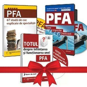 In atentia PFA-urilor de pretutindeni: Kit PFA 2014